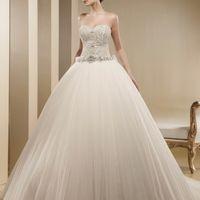 Свадебное платье Nicole Romance ROAB14080IV. Коллекция 2014
