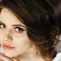 Невеста Таня Визажист-стилист: Марина Усова Фотограф: Дмитрий Панкратов