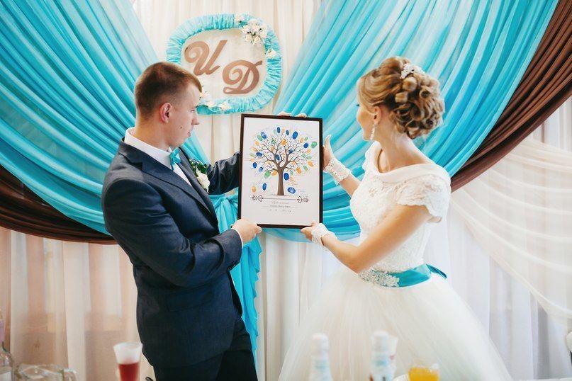 """Фото 3340327 в коллекции Бирюзовая свадьба - Праздничное агентство """"Разгуляй"""""""