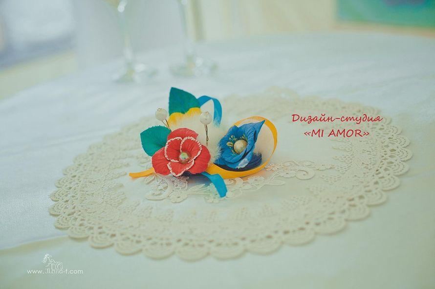 """подставка для обручальных колец - фото 2435037 Дизайн-студия """"Mi Amor"""" - свадебные аксессуары"""