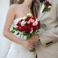 Летняя солнечная свадьба Егора и Анны
