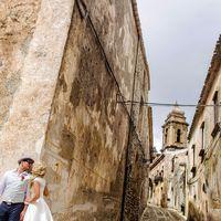 Италия, свадьба на Сицилии, замок Эриче