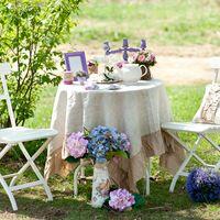 свадебная фотозона стол и стулья