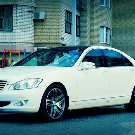 Mercedes Sclass W221 Long