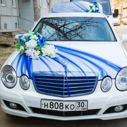 Аренда авто Mercedes E class W211, цена за 1 час