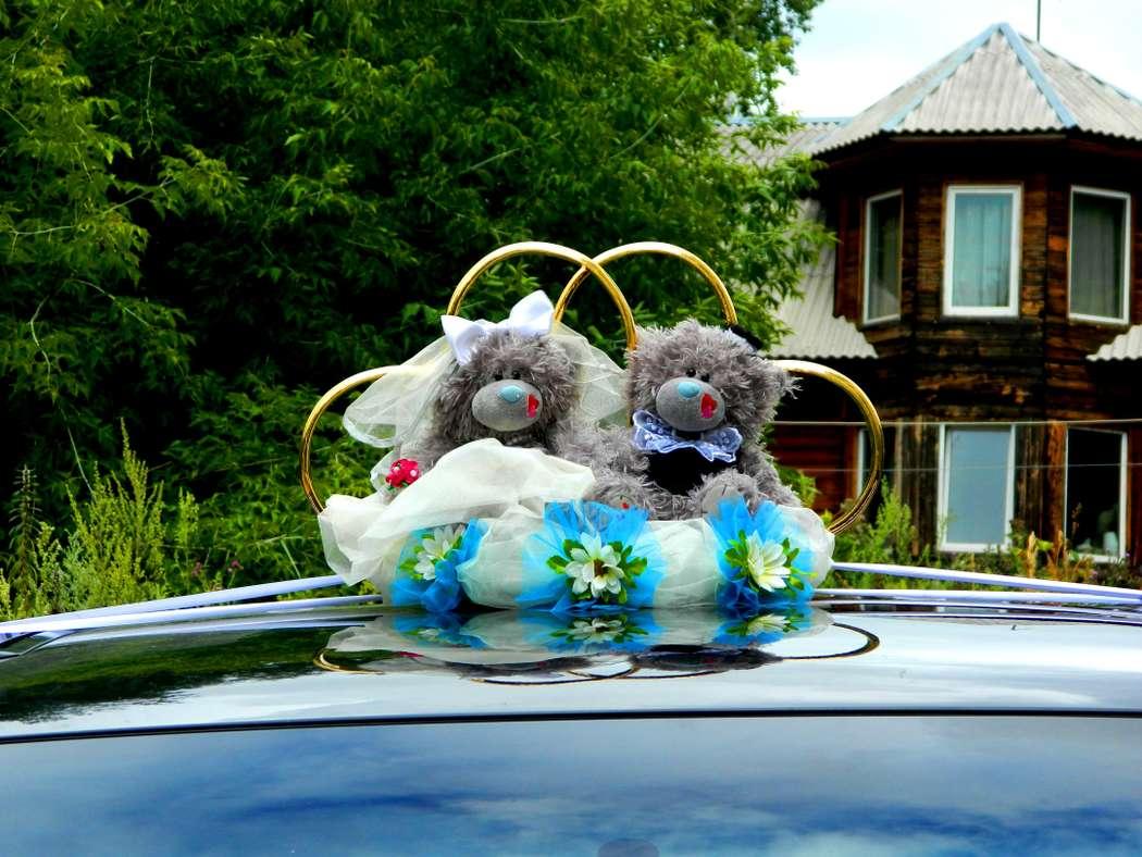 Фото 6266693 в коллекции бело-синяя - Сasamento  украшения на авто