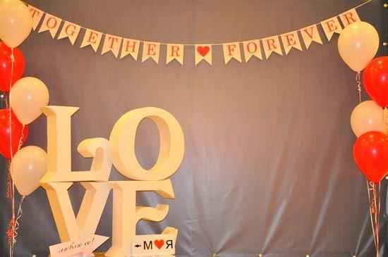 LOVE! - фото 2479129 Crocus - студия декора