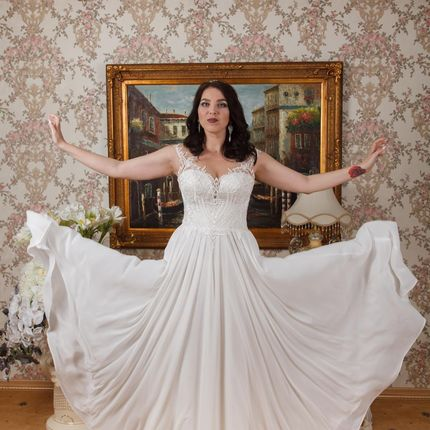 Свадебное платье Ода