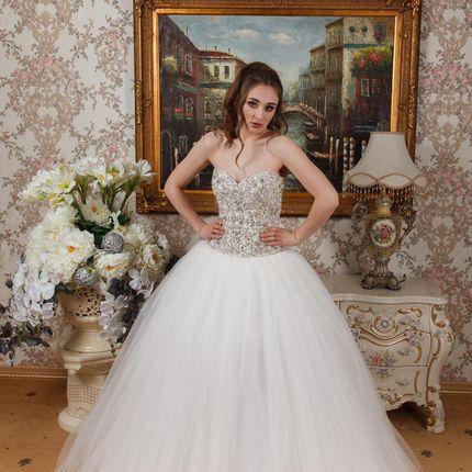 Свадебное платье Магма