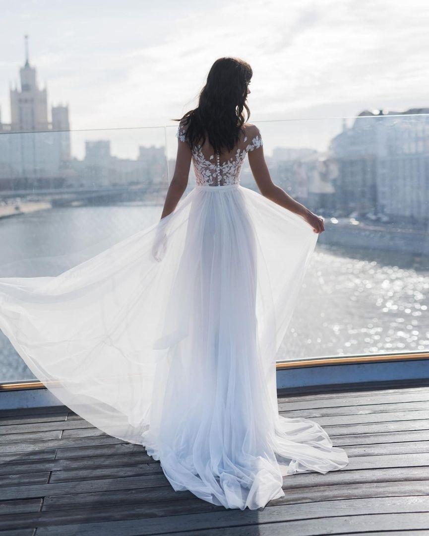 Свадебное платье Мирра
