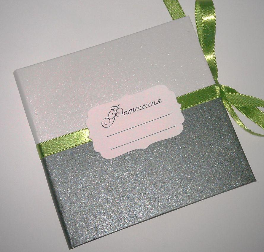 Фото 2712337 в коллекции Коробочки(боксы) для дисков - Scrapuschka - свадебные аксессуары и открытки