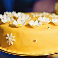 Торт в Ромашках