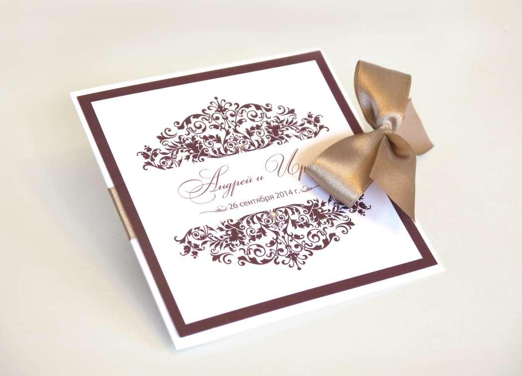 Кожаную свадьбу, открытки в классическом стиле