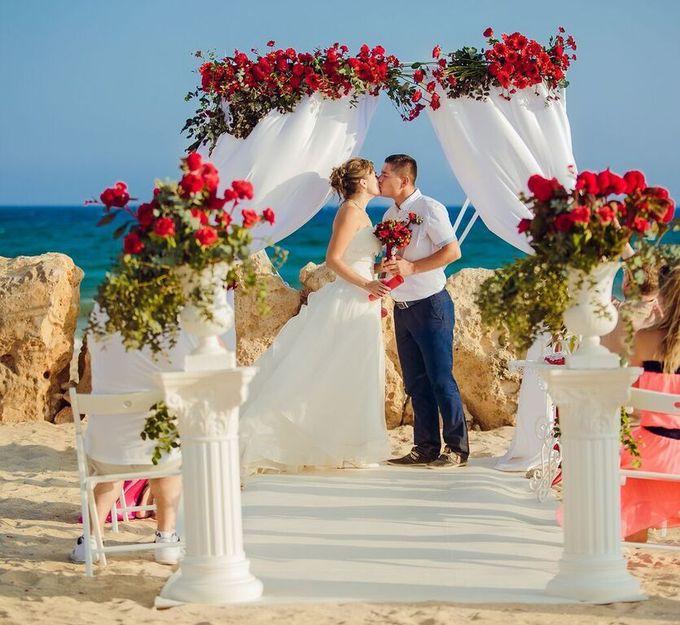 свадебная фотосессия на кипре фото зона дно покрыты
