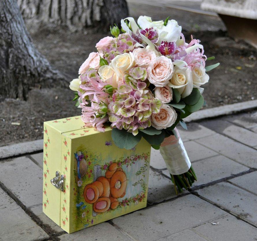 """Фото 3087509 в коллекции букет невесты - """"Маэстро"""" - свадебное оформление"""