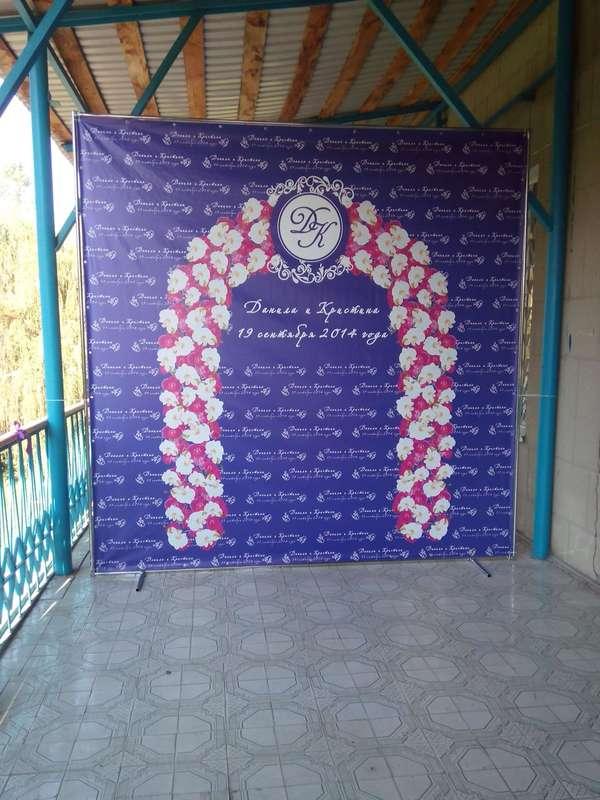"""зона для фотосессии - фото 3092009 """"Маэстро"""" - свадебное оформление"""