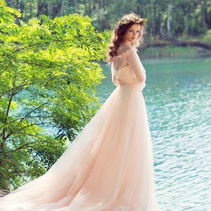 Свадебное платье Карелла Papilio 2017