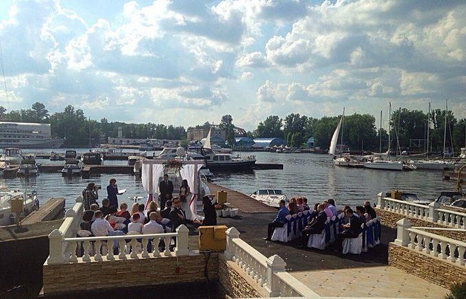 "29 мая 2016, Яхт Клуб ""Аврора"", ресторан Don David"