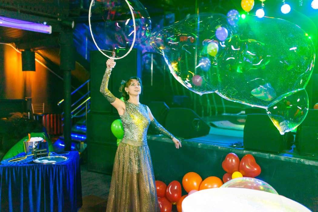 """Фото 15819154 в коллекции Портфолио - """"Новое явление"""" - шоу мыльных пузырей"""