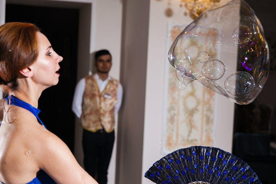 """Фото 15819160 в коллекции Портфолио - """"Новое явление"""" - шоу мыльных пузырей"""