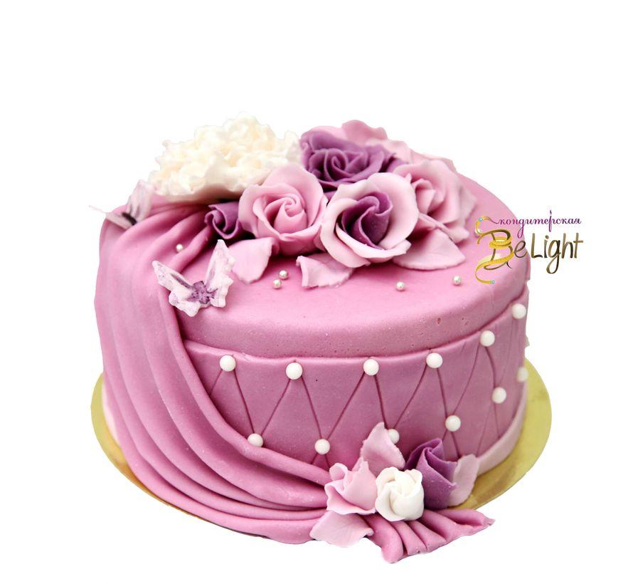 Торт очарование с фото