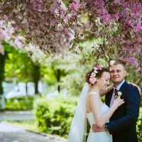Свадьба Александра  и Евгении в оттенках розового