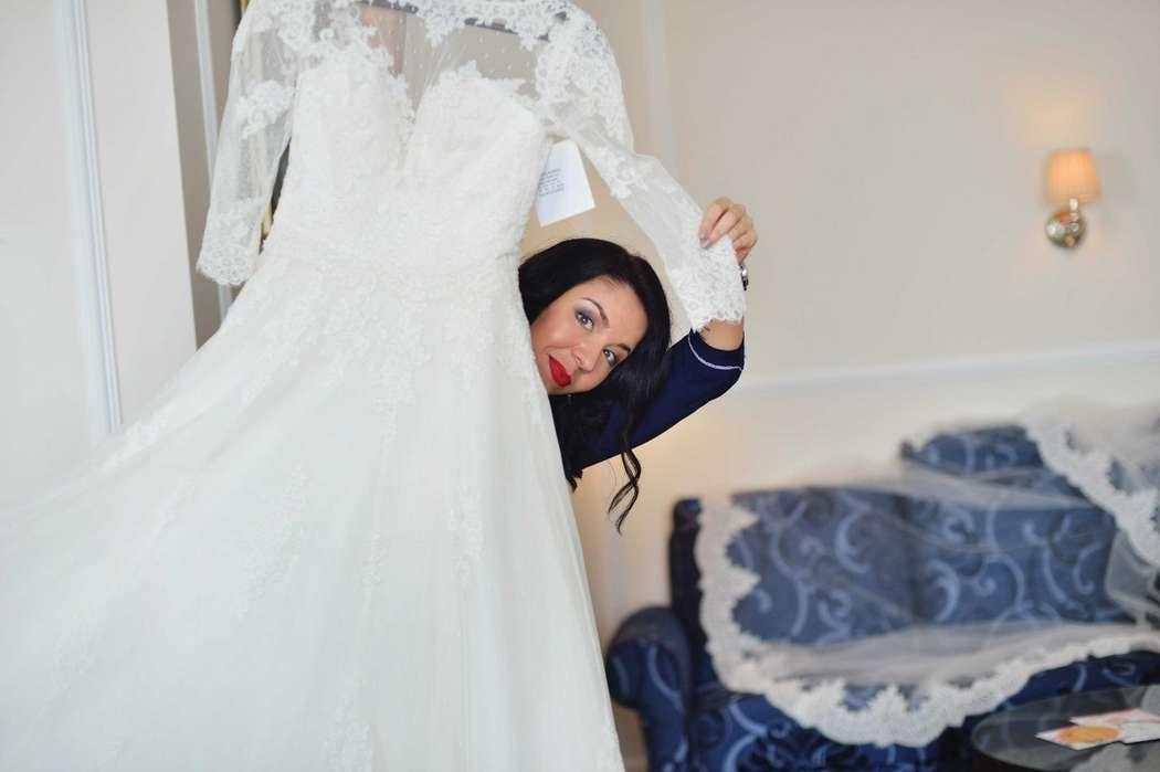 Фото 9231634 в коллекции Нежная свадьба Дмитрия и Анны - Свадебный распорядитель Яна Никитина