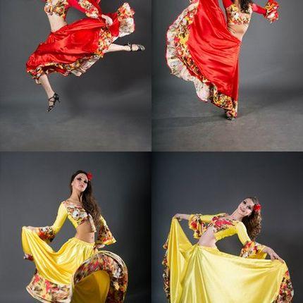 ВЫступление шоу-балета на свадьбе, 2 номера