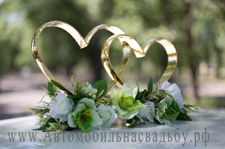 """Кольца на авто - фото 2622877 Компания """"Кортеж"""" - авто на свадьбу"""