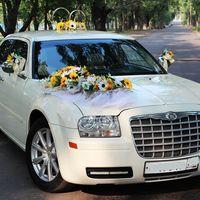 Автомобиль на свадьбу, прокат украшений на свадебный автомобиль краснодар