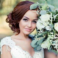 Фотограф Ромео Альберти ©     Свадебные прически и макияж