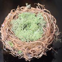 Подушечка-гнездо для колец