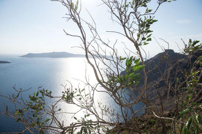 Santorini, Dana Villas