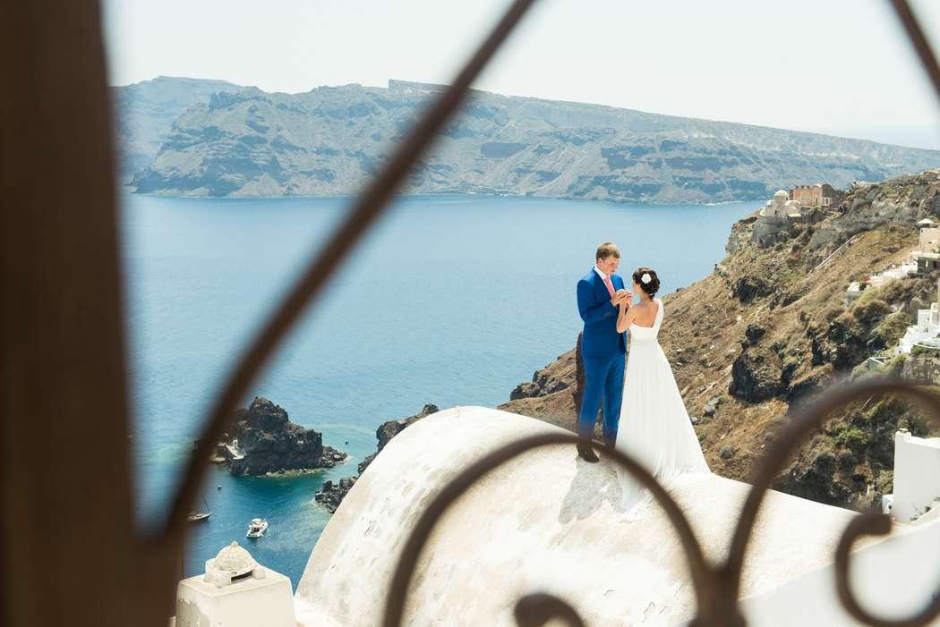 Свадебные фотографии на Санторини и Ибице. - фото 5160093 Фотограф Маша Карт на Ибице и Санторини