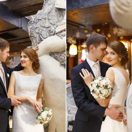 Фотографирую свадьбы