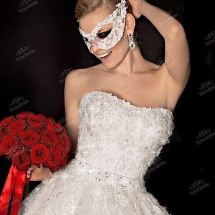 Свадебное платье - модель KP0189