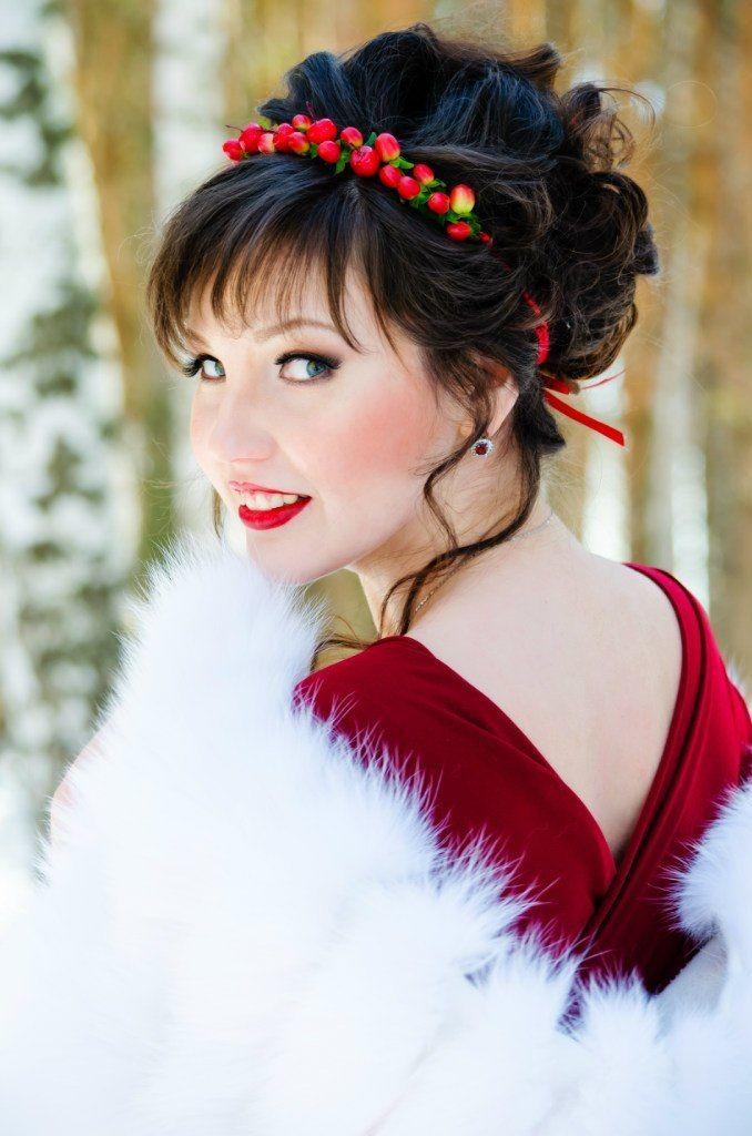макияж и прическа на фотосессию в новосибирске города были