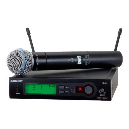 Аренда Радиосистема Shure SLX24 (ручной микрофон)