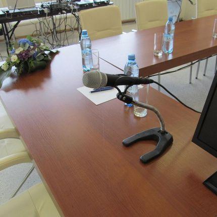 Аренда микрофона проводного