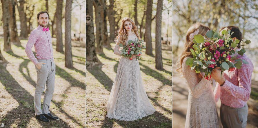 """Фото 8832446 в коллекции """"Silver Lace Wedding"""" - Свадебный  фотограф Светлана Малышева"""