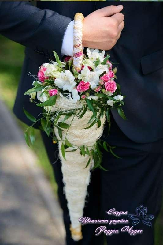 """Фото 15653088 в коллекции Наши невесты и женихи  с букетами - Студия дизайна """"Радуга чудес"""""""