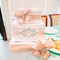 Коробка для денежных приглашений ,возможны различные варианты исполнения.
