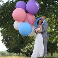 Свадебная фотосессия и самые популярные и самые нежные цвета в этом сезоне