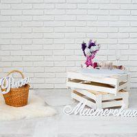 Оформление фотозон, утро невест, выезд декоратора - 1500р
