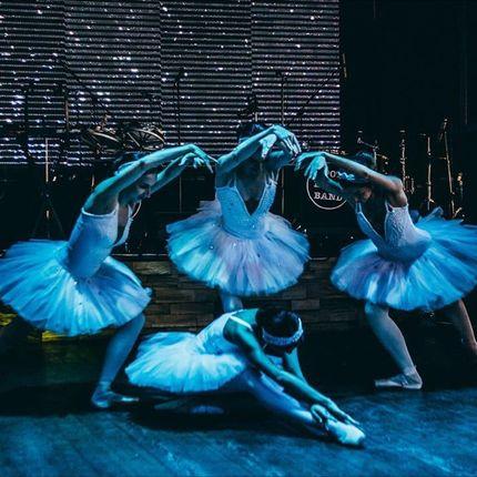 Выступление танцоров - пакет Встреча гостей