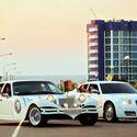 Предоставление машин для обслуживания свадеб, трансфера, поездок по городу и Крыму, экскурсий, встреч из роддома, деловых поездок и для любого другого случая, когда Вам это необходимо.  Мы гарантируем, что при заказе свадебного автомобиля Вы получите
