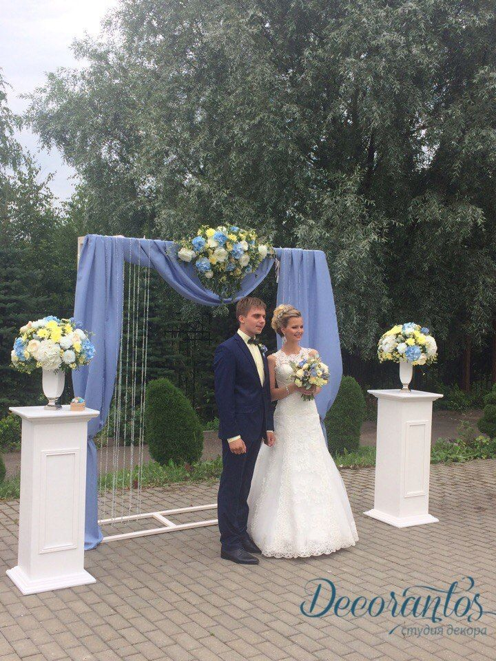 Фото 16230762 в коллекции Портфолио - Decorantos - wedding decor studio