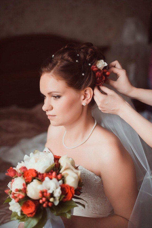 Образ невесты + 20% скидка