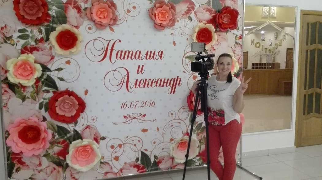 16.07.16 свадьба Александра и Наталии - фото 13023870 Видеостудия Paradise-company