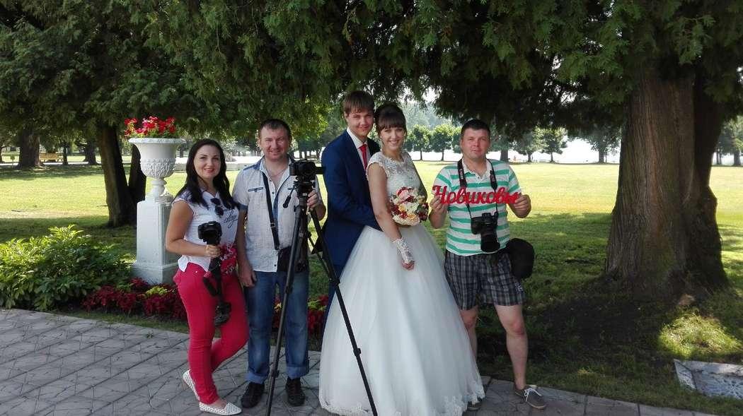 16.07.16 свадьба Александра и Наталии - фото 13023874 Видеостудия Paradise-company